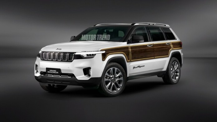 Jeep Grand Cherokee 2022 le retour