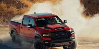 Dodge RAM TRX 2021: un dévoreur de Raptor