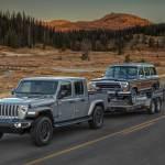 Jeep gladiator un 3,0L V6 pour l'Europe