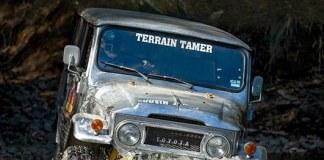 Cette année Terrain Tamer fête son 50e anniversaire. Devenu une référence en Australie