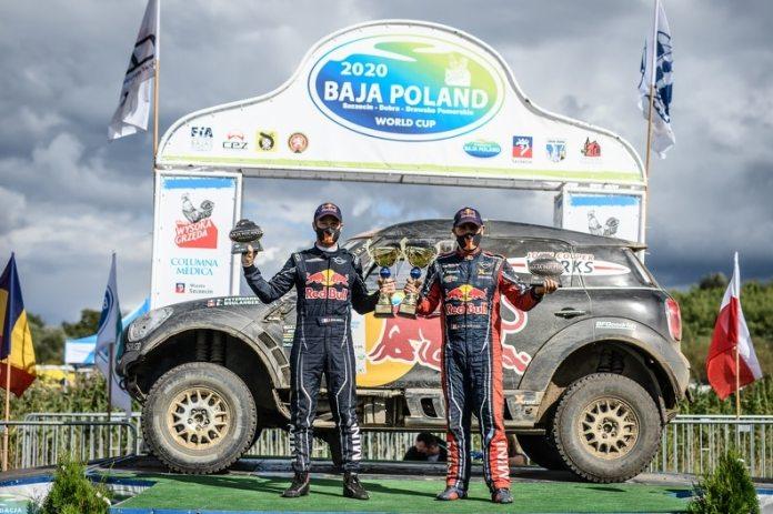 Stéphane Peterhansel remporte La Baja Polonaise