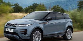 Range Rover L'Evoque passe au Flexfuel
