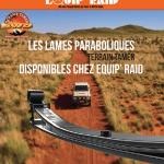 Equip'raid Lames paraboliques 4x4