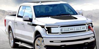 Le nouveau brevet de Ford révèle une idée innovante destinée au F-150 électrique Finie l'angoisse de l'autonomie électrique de distance grâce à une arme secrète. Le Ford F-150 est sur le point de devenir le premier Pick up électrique automne...Grâce à un moteur thermique, on s'en doutait ! Il semble que Ford ait choisi cette voie afin de rassurer les futurs acheteurs du F 150 EV. Selon ce brevet déposé auprès du Bureau des marques et des brevets des États-Unis Ford planche sur un kit de générateur permettant l'extension d'autonomie. Ressemblant à une boîte à outils placé derrière la cabine l'unité « boxy » contient le moteur, le réservoir de carburant et le système d'échappement. Il s'enclencherait si nécessaire et enverrait de l'électricité à la batterie du pick up via le port de charge conventionnel. Bien sûr, comme pour beaucoup de brevets, il n'y a aucune garantie que cette petite invention verra le jour. Mais, compte tenu que l'idée semble idéale pour répondre aux inquiétudes du passage à l'électrique de nombreux acheteurs de Pick up, pourquoi ce kit ne serait pas proposé par Ford.