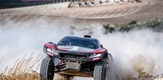 Andalucia rally ULTIME TEST AVANT LE DAKAR 2021
