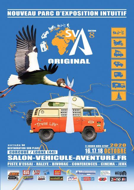 Salon SVA C'est ce week end !