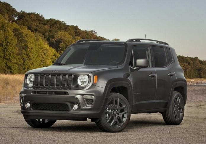 2021 Jeep Compass 80th Anniversary Edition.