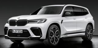 BMW X8 ? Un V8 hybrid 750ch !