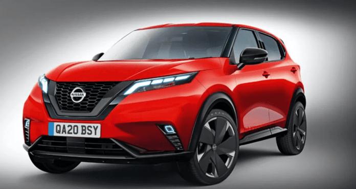 Nissan Un Qashqai Sport pour 2022