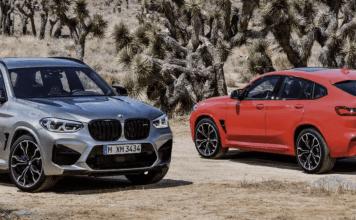 BMW X3/X4