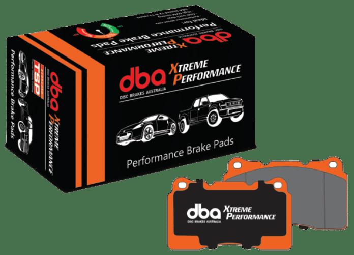 Plaquettes de frein DBA