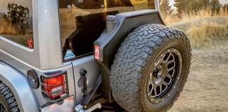 Titan Réservoir Trail Trekker II Pour plus d'autonomie