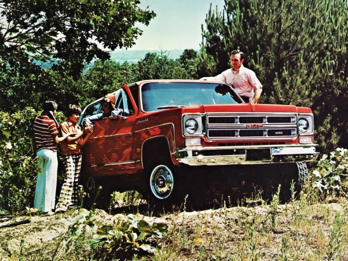 GMC Un Jimmy concurrent des Bronco et Wrangler ?