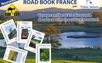 GPS Globe Les Road Book Pistes Nature