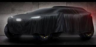 Audi participera au Dakar 2022 avec 4x4 hybride ! Audi au banc d'essai en Rallye raid