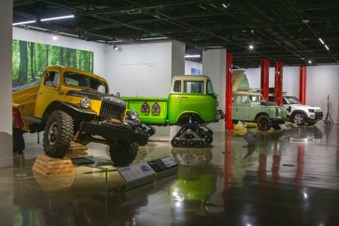 Petersen Automotive Museum un Musée du 4x4