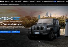 Jeep Commandez votre Jeep Wrangler 4xe sur la toile