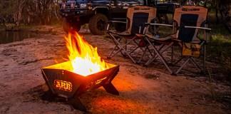 ARB Barbecue démontable pratique