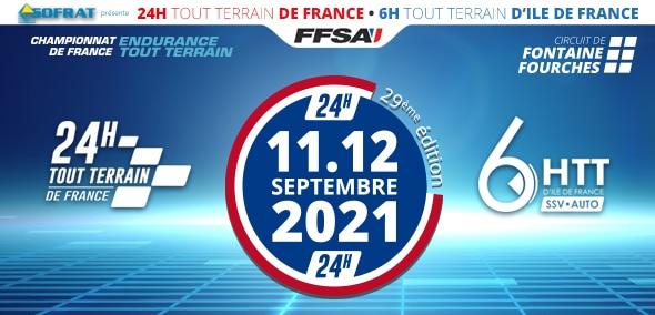 "29e 24H TT de France 29e Edition J-170"""
