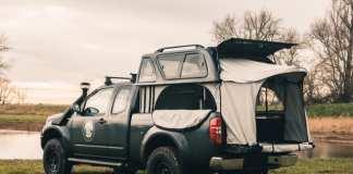 A&A Explorer le Weekender Camper Package Pour un Pick up équipé pour de nouveaux horizons