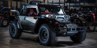 Glickenhaus VS Tesla défi d'avenir Rendez-vous sur la Baja 1000 en 2023 !