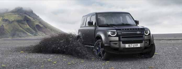 Nouveau Land Rover Defender V8 ! 525ch Supercharged