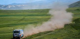 Silk Way rally 2021 – Parcours de 5 400 km 3 500 km de spéciales
