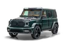Mansory Gronos - Mercedes G 63 AMG 1/2 million € G !