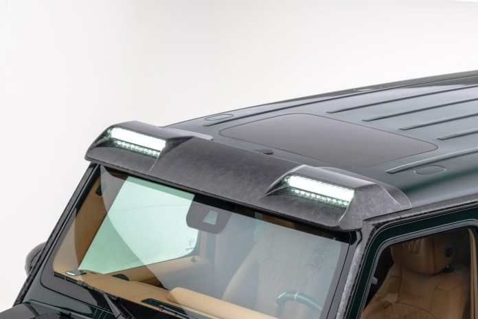 Mansory Gronos - Mercedes G 63 AMG  1/2 million € G !