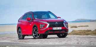 Le nouveau Mitsubishi Eclipse Cross PHEV arrive en France