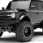Maxlider Brothers Le 6x6 Bronco Tendance limousine aux gros bras !