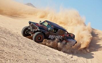 Jeep Gladiator Pre-Runner de Bruiser Conversions