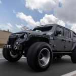 Jeep Gladiator Apocalypse HellFire L'anti Mercedes G 63 6x6