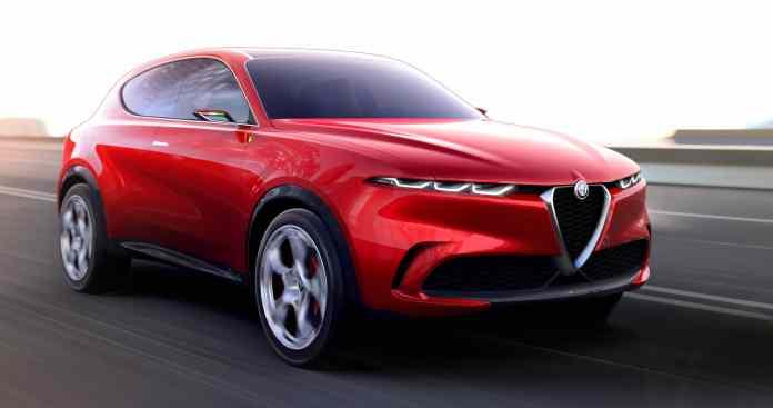Alfa Romeo Le SUV Tonale Prévu pour juin 2022