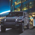 Jeep Commandez votre Wrangler 4xe En précommande depuis le 15 mai