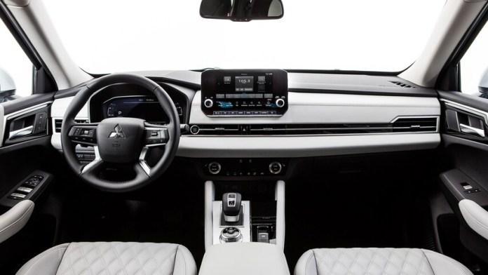 Mitsubishi L'Europe privé de l'Outlander Pas chez nous