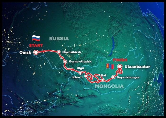 Silkway Rally 2021
