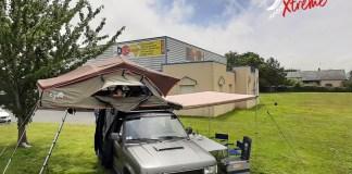 RLC Diffusion Tente de toit DJEBEL Xtreme ALASKA