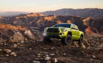 Toyota Pick up Tacoma 2022 Tacoma Trail Edition et TRD Pro 2022