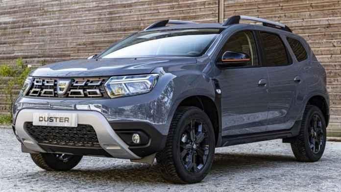 Dacia Duster série limitée Extrême Haut de gamme en 2022