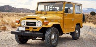 Toyota Gazoo Racing des pièces pour Série 4 GR va reproduire des pièces de Land Cruiser série 40