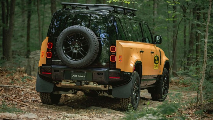 Land Rover Defender 110 Trophy Edition 2022 USA only !