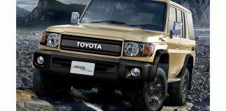 Toyota Land cruiser - 70 ans Inusable même si l'on s'en sert !