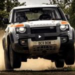 Bowler Defender Challenge FIA Le Land Rover rempile !