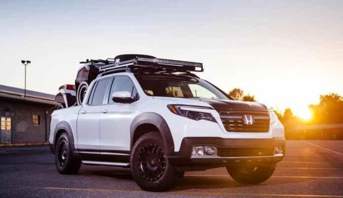 Honda kits Trailsport en option Le Japonais renoue avec l'aventure