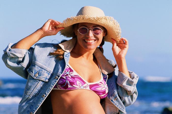 maquillage bio femme enceinte