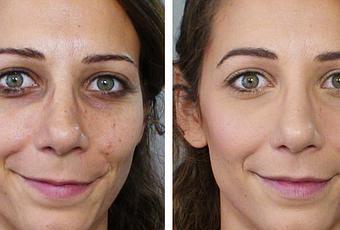 maquillage bio contouring