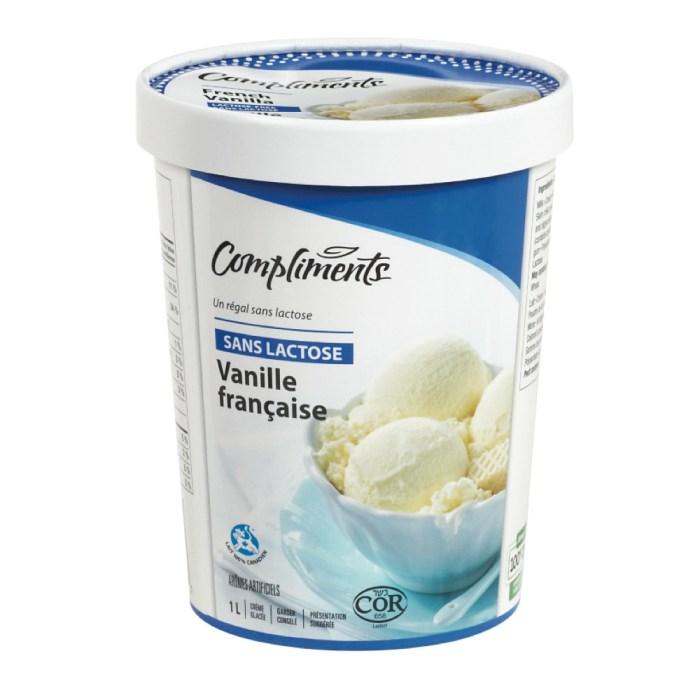 crème glacée bio