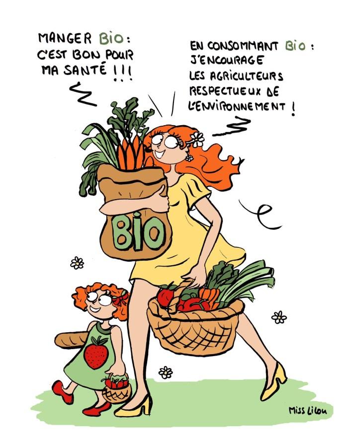 manger bio et sain