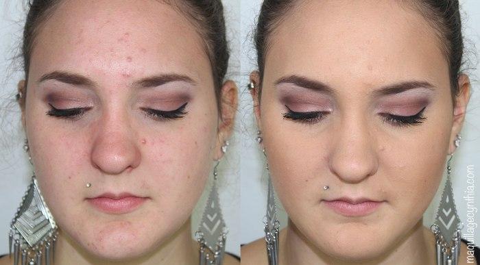 maquillage bio peau grasse
